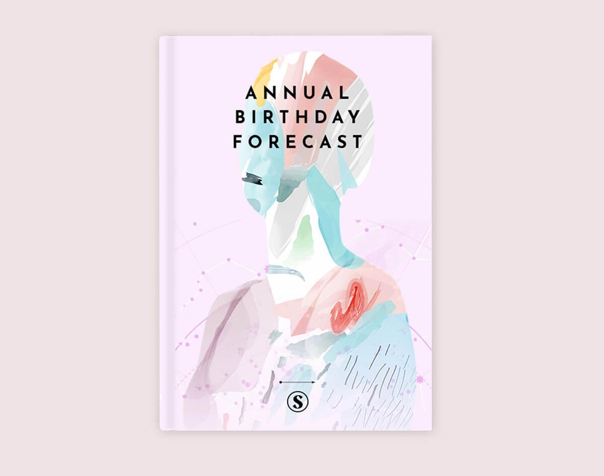 Annual Birthday Forecast